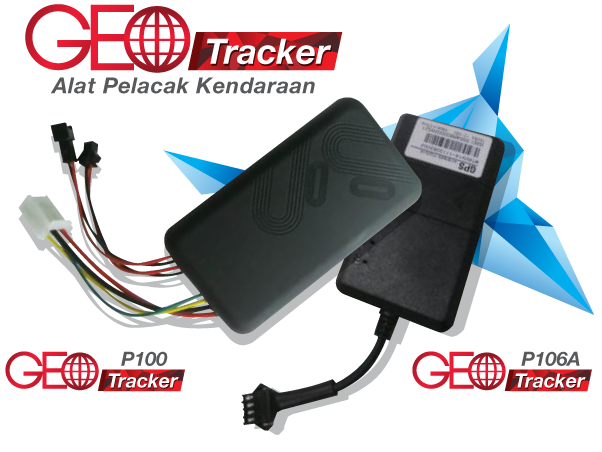 Page GeoTracker - Spek 1